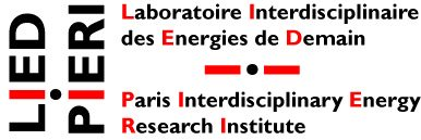 Laboratoire Interdisciplinaire des Energies de Demain