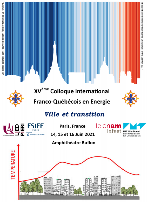 Colloque International franco-québécois en energie